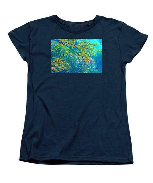 The Star Of The Forest - 773 Women's T-Shirt (Standard Cut) by Variance Collections