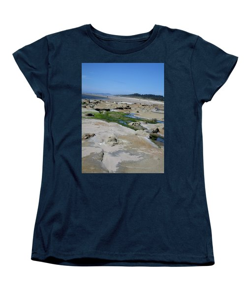 The Strange And The Beautiful Women's T-Shirt (Standard Cut) by Marie Neder