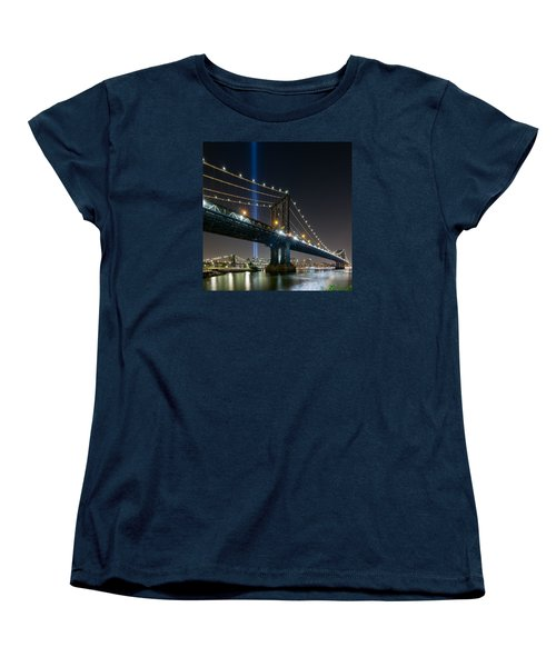 The Test  Women's T-Shirt (Standard Cut) by Anthony Fields