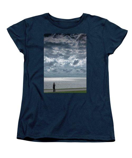 The Threatening Storm Women's T-Shirt (Standard Cut)
