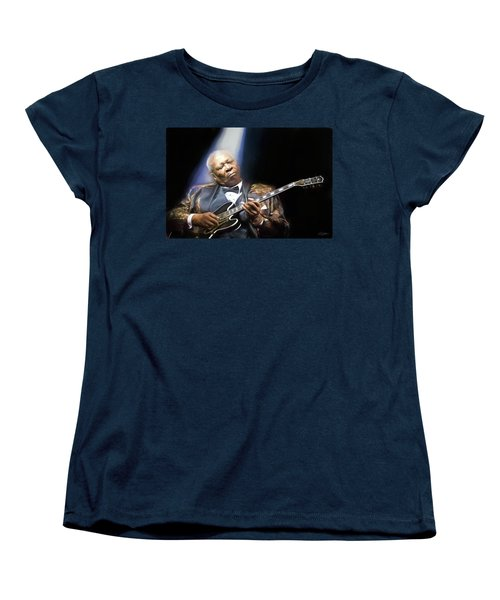 The Thrill Is Gone Women's T-Shirt (Standard Cut) by Peter Chilelli