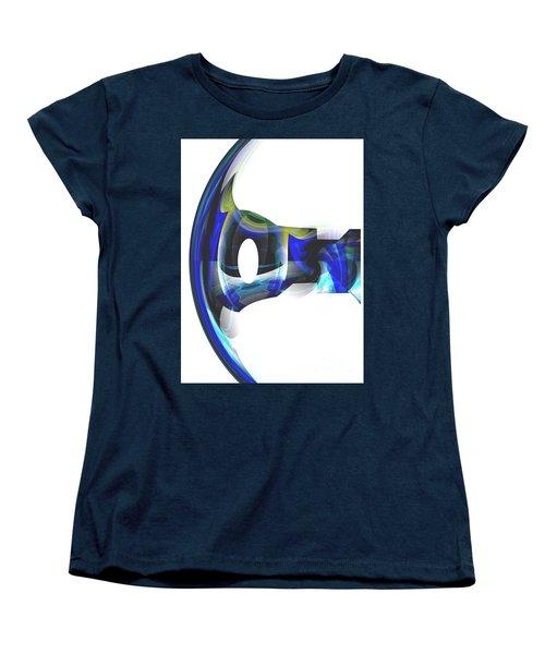 The Transparency Bow Women's T-Shirt (Standard Cut) by Thibault Toussaint