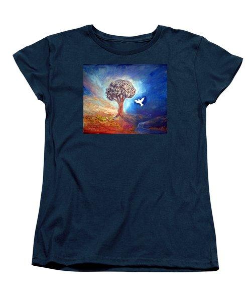 The Tree Women's T-Shirt (Standard Cut)