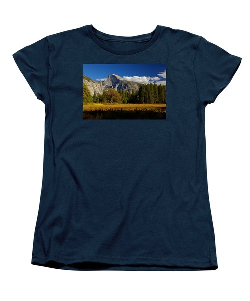 The Valley Women's T-Shirt (Standard Cut) by Evgeny Vasenev