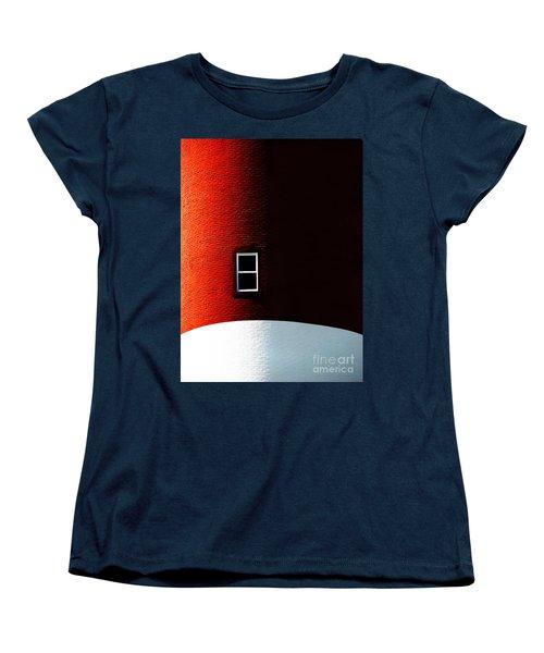 The View Women's T-Shirt (Standard Cut) by Dana DiPasquale