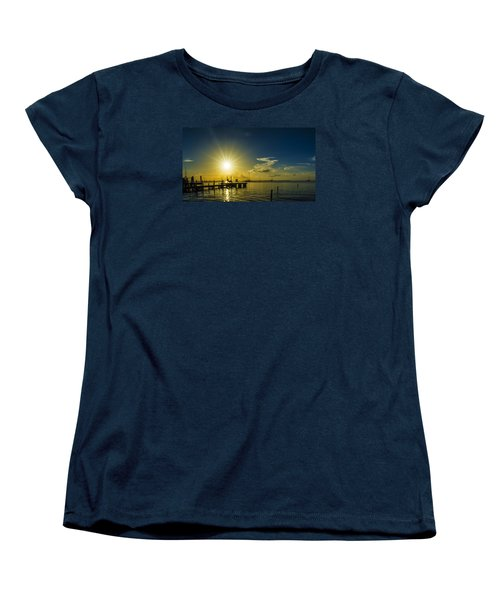 The View Women's T-Shirt (Standard Cut) by Kevin Cable