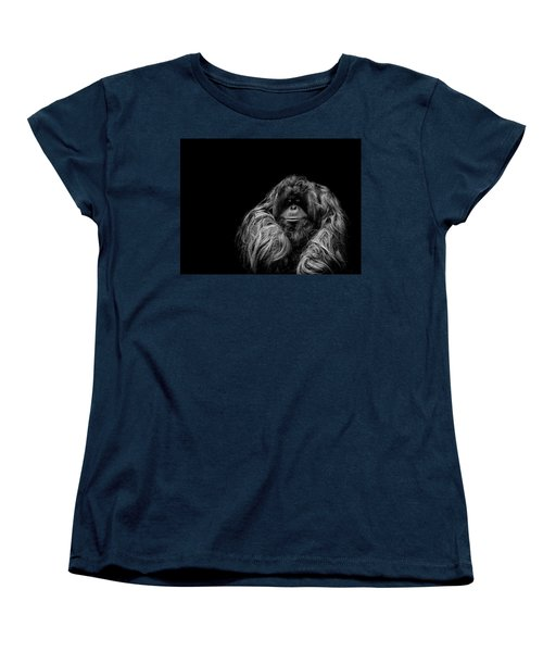 The Vigilante Women's T-Shirt (Standard Cut) by Paul Neville