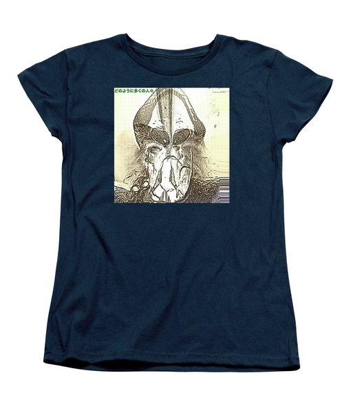 The Visionary Women's T-Shirt (Standard Cut) by Tobeimean Peter