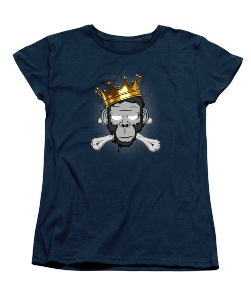The Voodoo King Women's T-Shirt (Standard Cut)