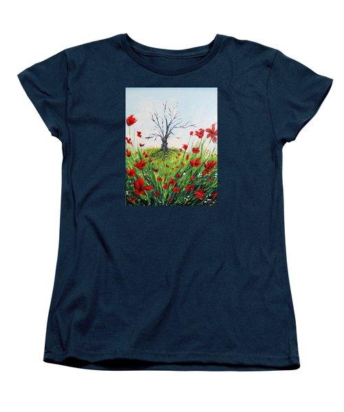 The Warrior Women's T-Shirt (Standard Cut)