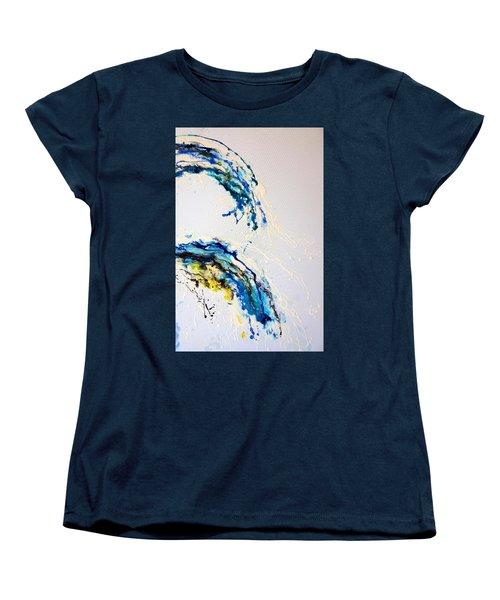 The Wave 3 Women's T-Shirt (Standard Cut)