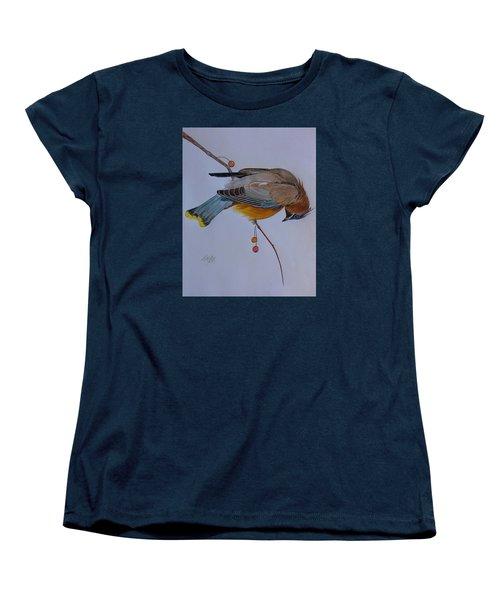 The Waxwing  Women's T-Shirt (Standard Cut)