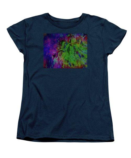 The Wind Women's T-Shirt (Standard Cut) by Kelly Turner