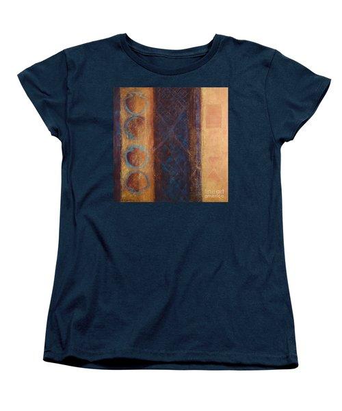 The X Factor Alchemy Of Consciousness Women's T-Shirt (Standard Cut) by Kerryn Madsen-Pietsch