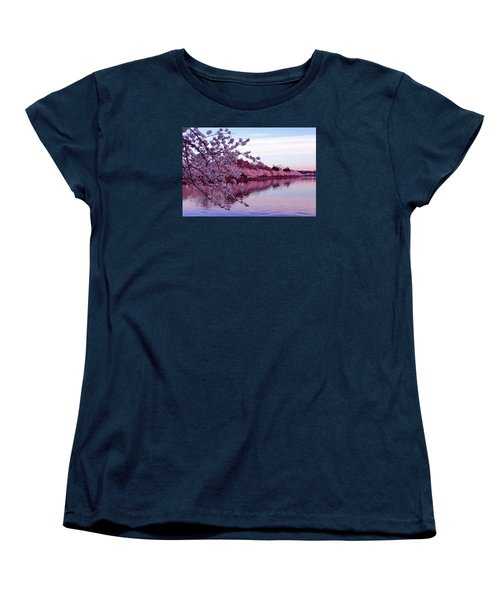 There Was A Time Women's T-Shirt (Standard Cut) by Iryna Goodall