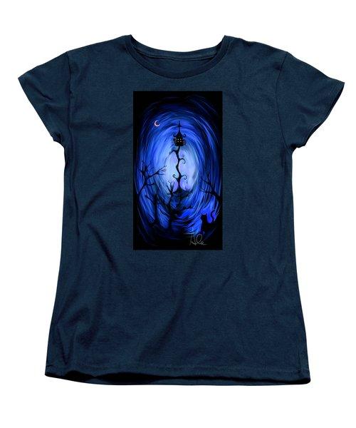 There's A Light Women's T-Shirt (Standard Cut)