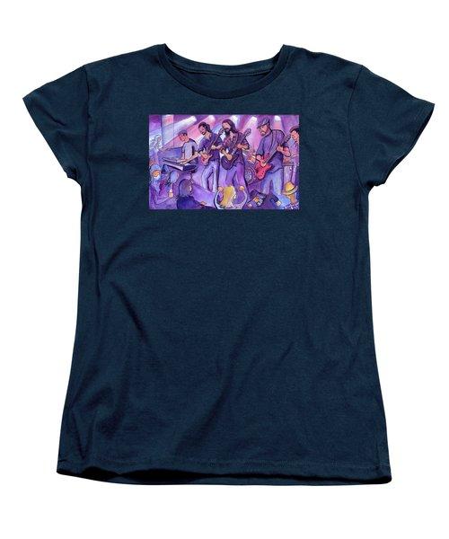 Thin Air At The Barkley Ballroom In Frisco, Colorado Women's T-Shirt (Standard Cut)