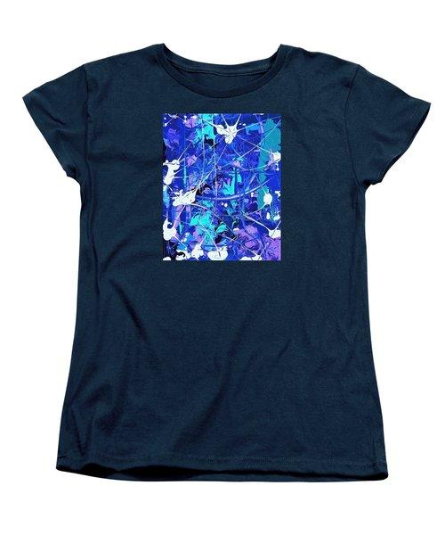 Thin Ice Women's T-Shirt (Standard Cut)