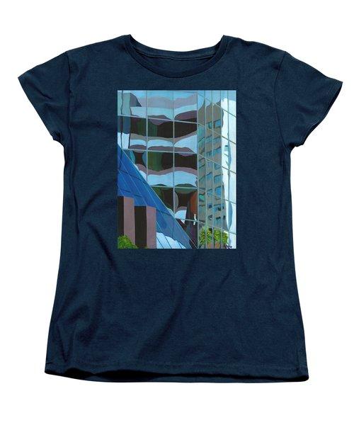 Third And Earll Women's T-Shirt (Standard Cut) by Alika Kumar