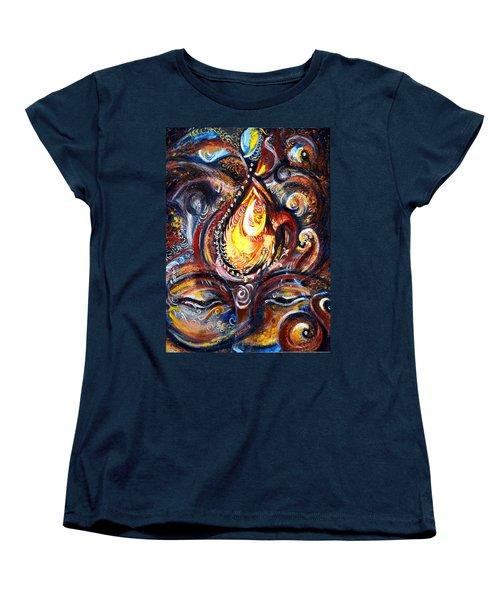 Third Eye - Abstract Women's T-Shirt (Standard Cut)