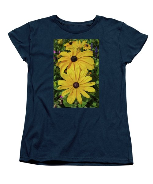 Women's T-Shirt (Standard Cut) featuring the photograph Thirteen by David Chandler