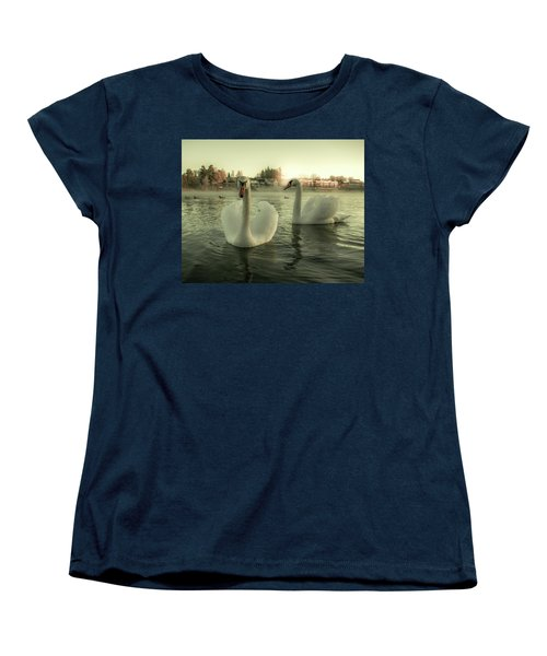 This Is Purity And Innocence Women's T-Shirt (Standard Cut) by Rose-Marie Karlsen