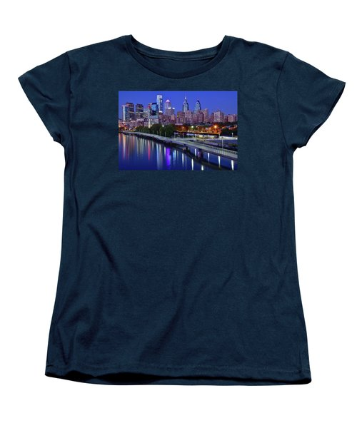 Women's T-Shirt (Standard Cut) featuring the photograph This Is The Shot You Want by Frozen in Time Fine Art Photography
