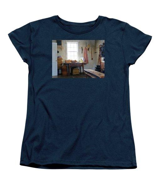 This 'ol Kitchen Women's T-Shirt (Standard Cut) by Christopher McKenzie