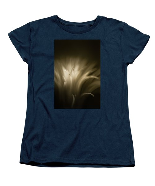This Way And That Women's T-Shirt (Standard Cut) by Peter Scott