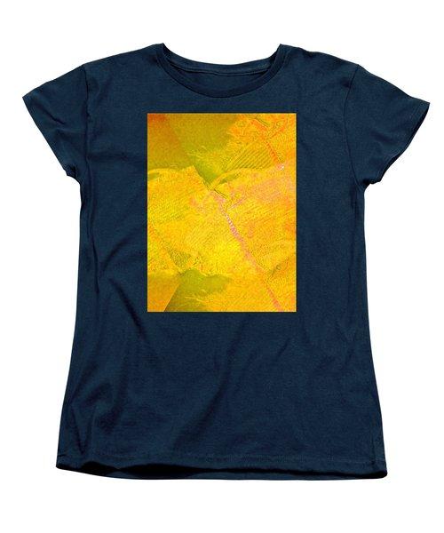 Threads  Women's T-Shirt (Standard Cut) by Dan Twyman