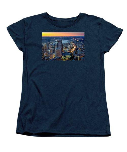 Threads Of Life Women's T-Shirt (Standard Cut) by Ryan Manuel