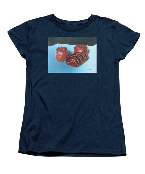 Three Sirens Women's T-Shirt (Standard Cut) by Pamela Clements