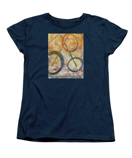 Three Worlds I Women's T-Shirt (Standard Cut)