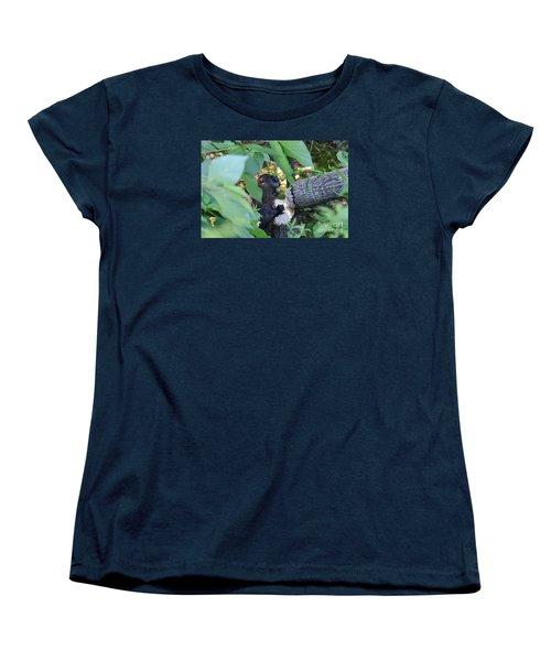 Timberrrrr Women's T-Shirt (Standard Cut) by Sandra Updyke