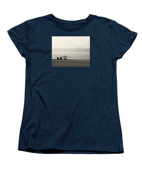 Times Gone By Women's T-Shirt (Standard Cut) by Pedro L Gili