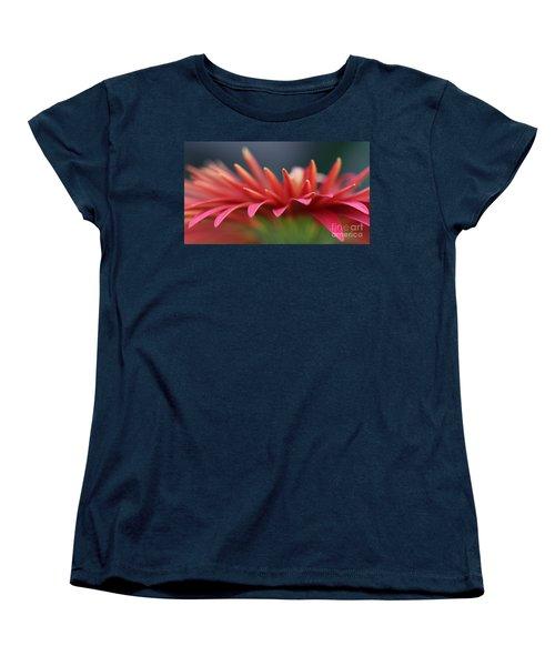 Tip Of The Flower Petals Women's T-Shirt (Standard Cut)