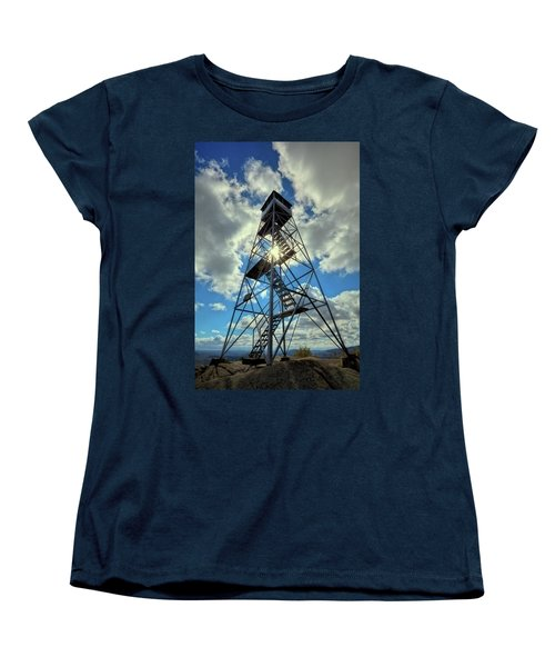 To Climb Or Not To Climb Women's T-Shirt (Standard Cut) by David Patterson