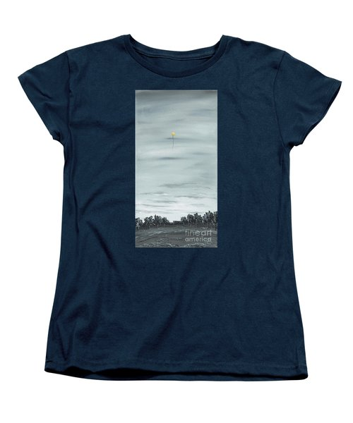 To The Stars Women's T-Shirt (Standard Cut) by Kenneth Clarke