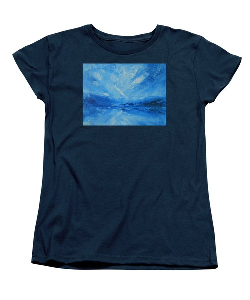 Today I Soar Women's T-Shirt (Standard Cut) by Jane See