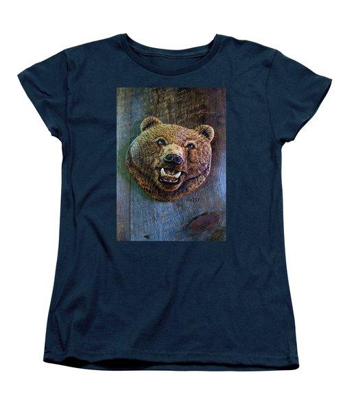 Together Again Women's T-Shirt (Standard Cut) by Ron Haist