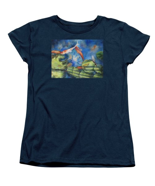 Tom's Pond Women's T-Shirt (Standard Cut)