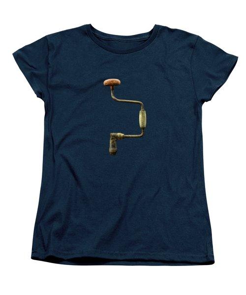 Tools On Wood 58 Women's T-Shirt (Standard Cut) by YoPedro