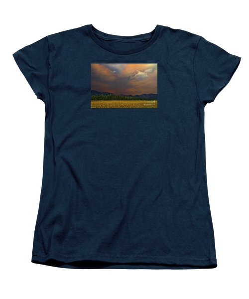 Tormented Sky Women's T-Shirt (Standard Cut)