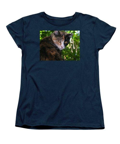 Tortie Women's T-Shirt (Standard Cut)