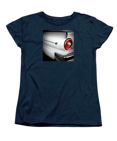 Women's T-Shirt (Standard Cut) featuring the photograph Touch Of Red by Nick Kloepping