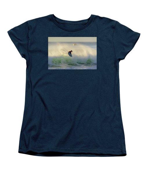 Touch The Sun Women's T-Shirt (Standard Cut) by Thierry Bouriat