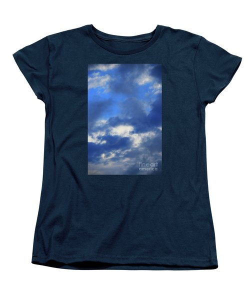 Women's T-Shirt (Standard Cut) featuring the photograph Trade Winds by Jesse Ciazza