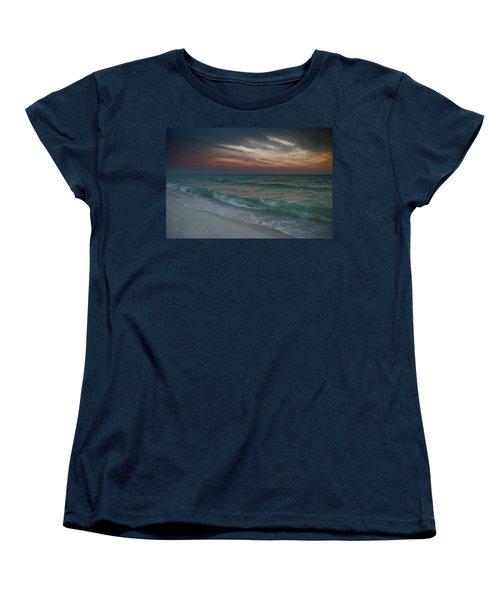 Tranquil Evening Women's T-Shirt (Standard Cut)