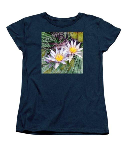 Tranquilessence Women's T-Shirt (Standard Cut) by Christopher Beikmann