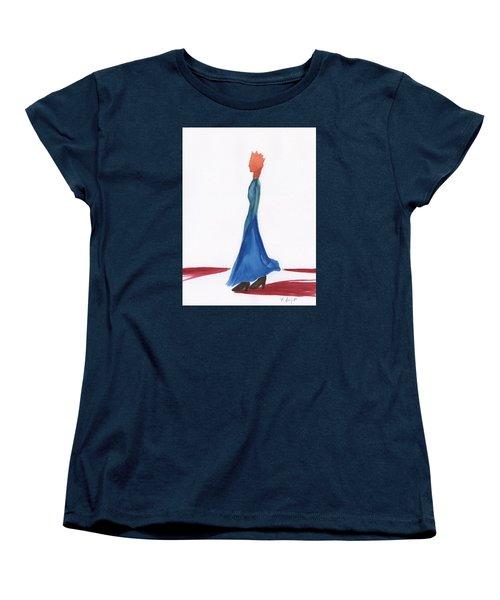 Transgender Women's T-Shirt (Standard Cut) by Frank Bright